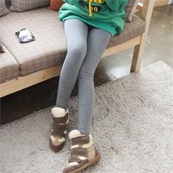 GLAM12 - Fleece-Lined Leggings
