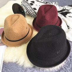 FROME - Wool Blend Fedora Hat
