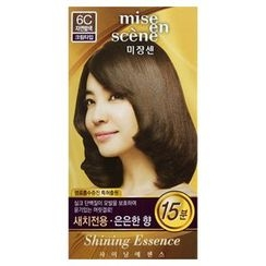 miseenscéne - Shining Essence Hair Color (#6C)
