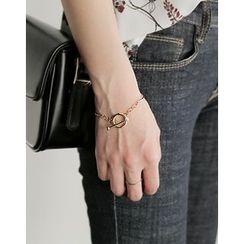 UPTOWNHOLIC - Metallic Bracelet