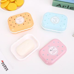 Yulu - Printed Soap Case