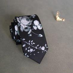 Puddingbird - Floral Neck Tie