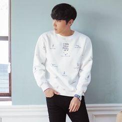 MRCYC - Printed Pullover