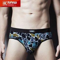 Kafanya - 花纹内裤