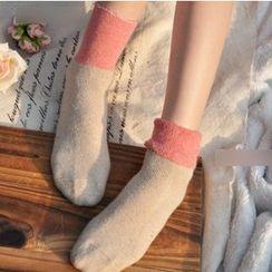 della molla - 插色袜子