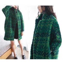 Dowisi - Woolen Long Coat