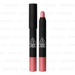 3 CONCEPT EYES - Matte Lip Crayon (Blushed)