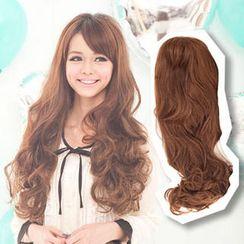 Clair Beauty - Long Half Wig - Wavy
