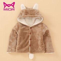 MiiOW - Kids Animal Ear Hooded Jacket