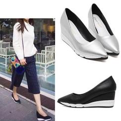 安若 - 尖頭船跟鞋