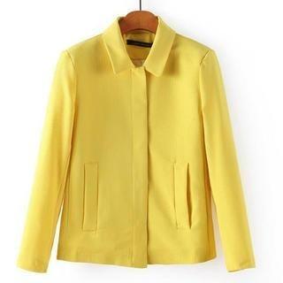 JVL - Pleated Jacket