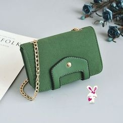 Secret Garden - Chain Strap Shoulder Bag