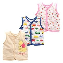 Madou - Baby Printed Vest