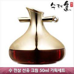 Sooryehan - Soo Chunsam Seonyu Cream 50ml