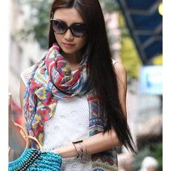 SO Central - Pattern Print Scarf