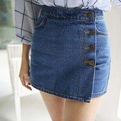 Isadora - 牛仔布裙裤