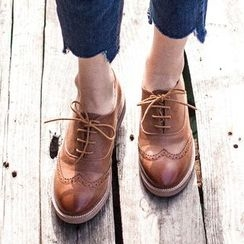 MIAOLV - Brogue Oxfords