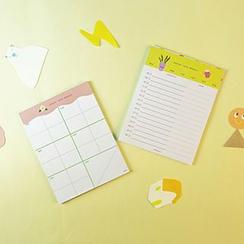 MissYou - Schedule Memo Pad