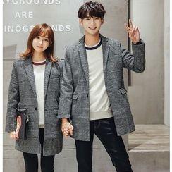We Belong - Couple Matching Knit Coat