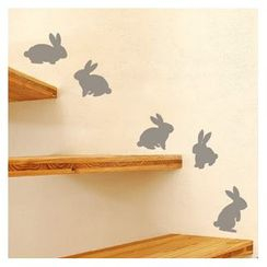 OH.LEELY - Rabbit Wall Stickers