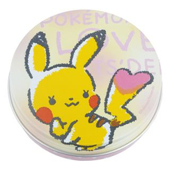 ITS' DEMO - ITS' DEMO - Pokemon Club Airy Touch Powder (Pikachu Tin)