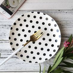 Modern Wife - Dotted Plate
