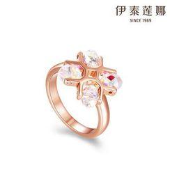 伊泰蓮娜 - 施華洛世奇元素水晶戒指