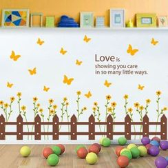 Citadin - Flower Wall Sticker