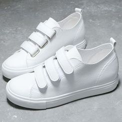 Renben - Plain Velcro Sneakers