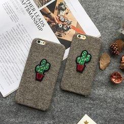 Casei Colour - Fleece Case for iPhone 6 / 6 Plus