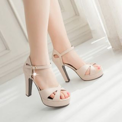 Shoes Galore - High-heel Sandals