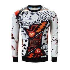 Fireon - Printed Sweatshirt
