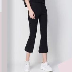 KASHAN - Cropped Pants
