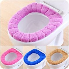 Eggshell Houseware - Fleece Toilet Cover