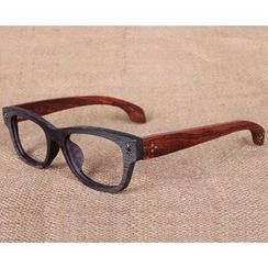 Spec Tac - Wooden Glasses Frame