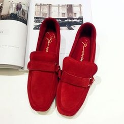 Crystella - Plain Loafers