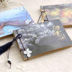 雲木良品 - 印花小筆記本