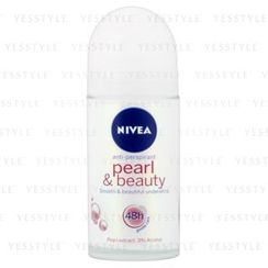 NIVEA - 48h Women Deo Roll-On (Pearl & Beauty)