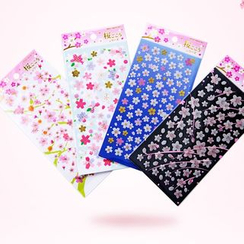 Home Simply - Floral Sticker