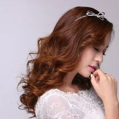 Suaylla - Bridal Bow Headband