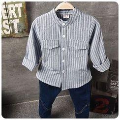 Rakkaus - Kids Striped Shirt