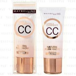 Maybelline New York - 透亮光感CC Cream SPF 37 PA+++ (裸色)