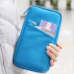 Sunset Hours - Passport Pouch