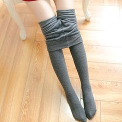 DORRIE - Fleece Lined Leggings