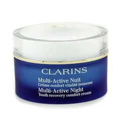 Clarins - Multi-Active Night Youth Recovery Comfort Cream (Normal to Dry Skin)