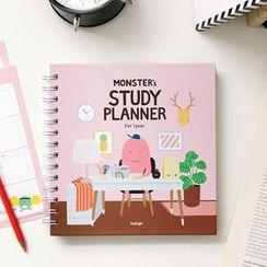 Full House - Printed Notebook (Medium)