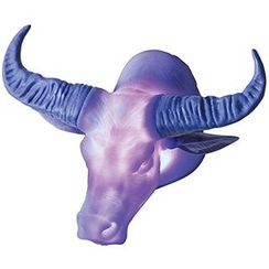 DREAMS - Hunting Trophy Door Light (Blue / Buffalo)