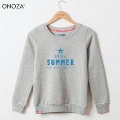 Onoza - 印字套衫