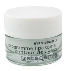 Academie - Hypo-Sensible Eye Contour Gel (Puffiness)