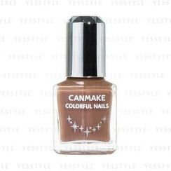 Canmake - Colorful Nails (#54 Chocolate Syrup)